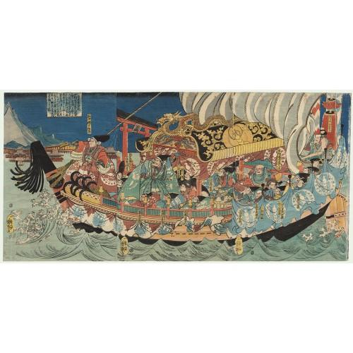 Chronique de la grandeur et de la chute des clans Minamoto et Taira