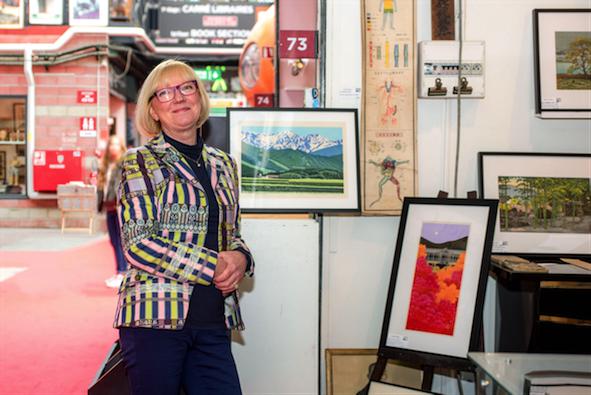 """Rozali'Art Gallery à l'honneur dans le magazine """"les adresses incontournables - tendances asiatiques"""""""