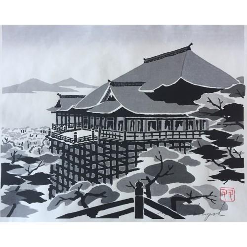 Le temple Kiyomizu