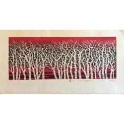 Fumio Fujita - arbres...