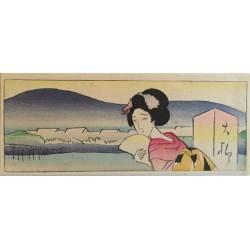 Yumeji Takehisa - Maiko à...
