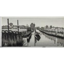 Gihachiro Okuyama - Le canal