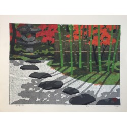 Ido Masao - Le jardin...