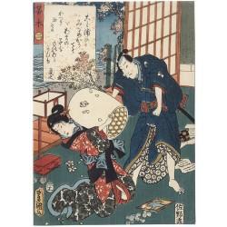 copy of Kunisada Utagawa -...