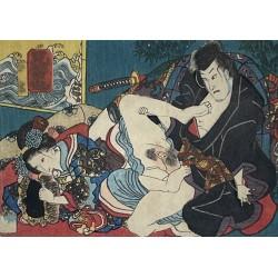 Shunga - Les vagues du plaisir