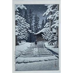 Hasui Kawase - La salle...