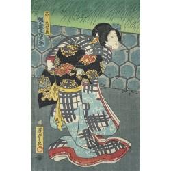 Kunisada II Utagawa - Jeune...