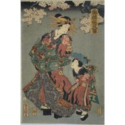Kunisada Utagawa - La...