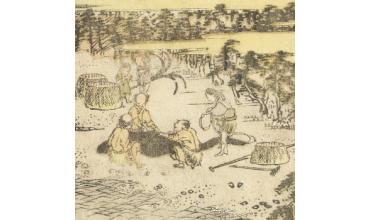 HOKUSAI Katsushika - estampes japonaises Ukiyoe